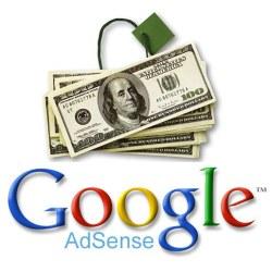 1000$ в месяц с Google Adsense