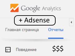 Как увеличить доход с Adsense проанализировав Google Analytics
